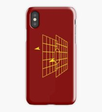 Falcon Target System iPhone Case/Skin