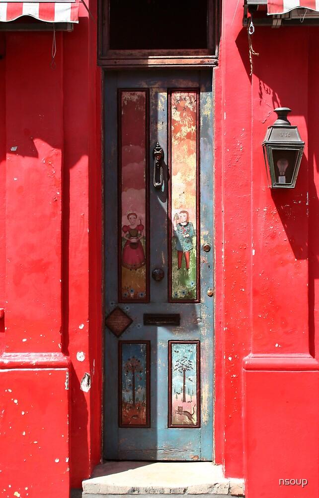 Alices Antique Shop, Portobello Rd by nsoup