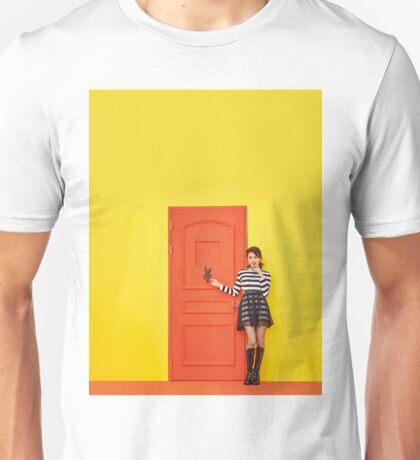 Twice TWICEcoaster Lane 2: Knock Knock Chaeyoung Unisex T-Shirt