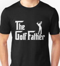 Camiseta ajustada El padre del golf
