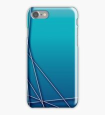 Watercolor iPhone Case, Blue Abstract Phone Case. iPhone Case/Skin
