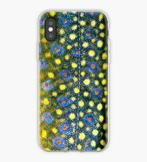 Bachforellen-Haut-Telefon-Kasten iPhone-Hülle & Cover