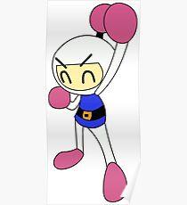Bomberman - Super Bomberman R  Poster