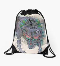 Journeying Spirit Drawstring Bag