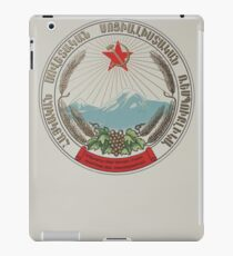coat of arms of the Armenian iPad Case/Skin