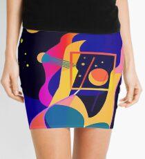 SHE'S//A//MOON//WOMAN Mini Skirt