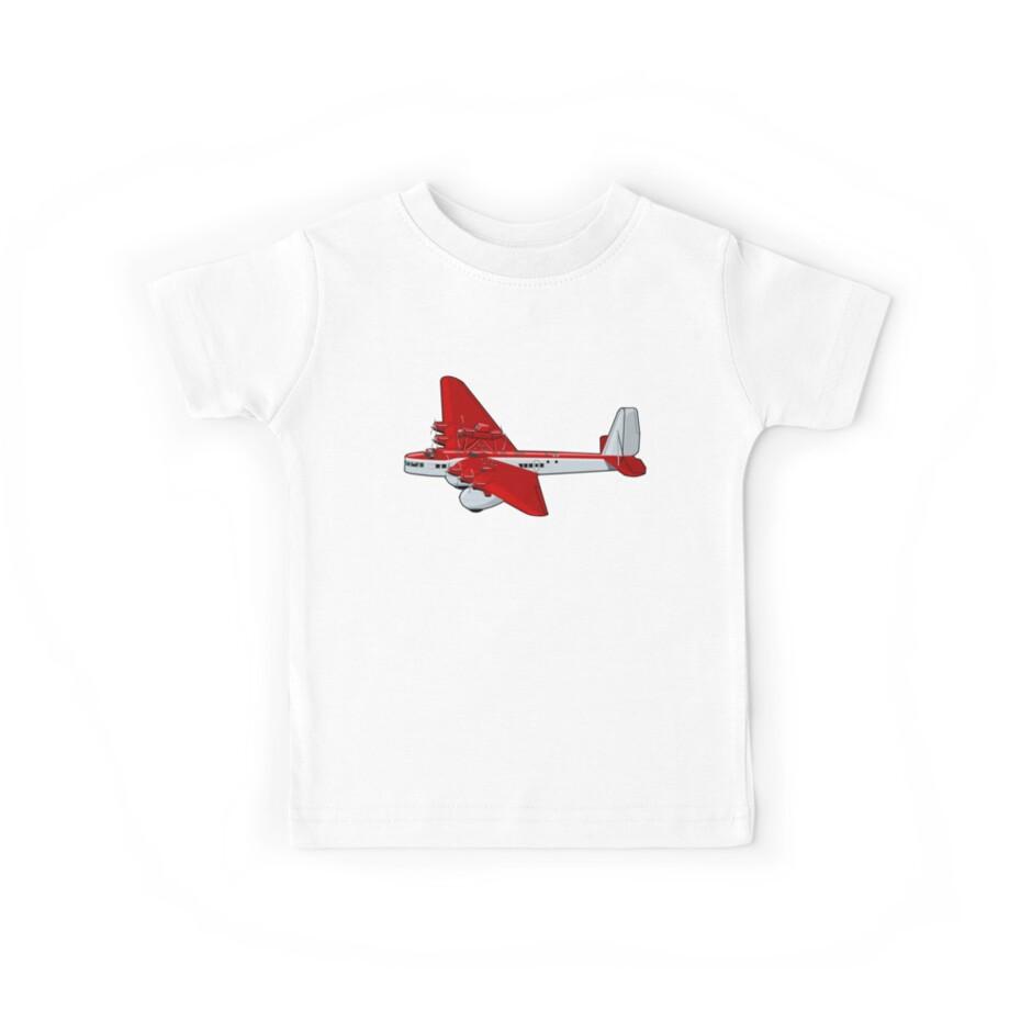 Cartoon Retro Airplane by Mechanick