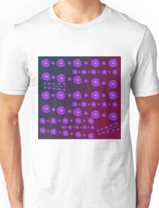 Purple Gems Unisex T-Shirt