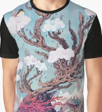 Journeying Spirit (deer) Graphic T-Shirt