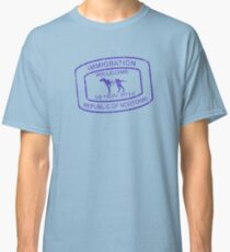 Republic of Newtown - 2014: Blue Classic T-Shirt