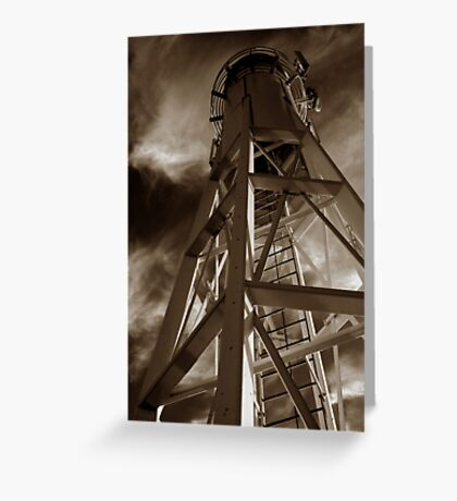 Lighthouse moods Greeting Card