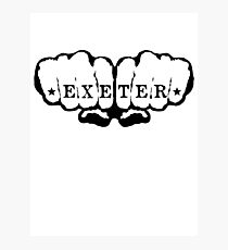 Exeter! Photographic Print