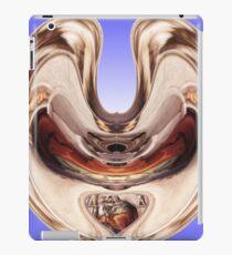The Triple Polarized Delphic Sibyl of Michelangelo iPad Case/Skin