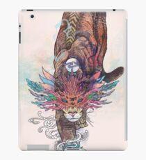 Journeying Spirit (Mountain Lion) iPad Case/Skin