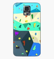 Boulderwand Hülle & Klebefolie für Samsung Galaxy