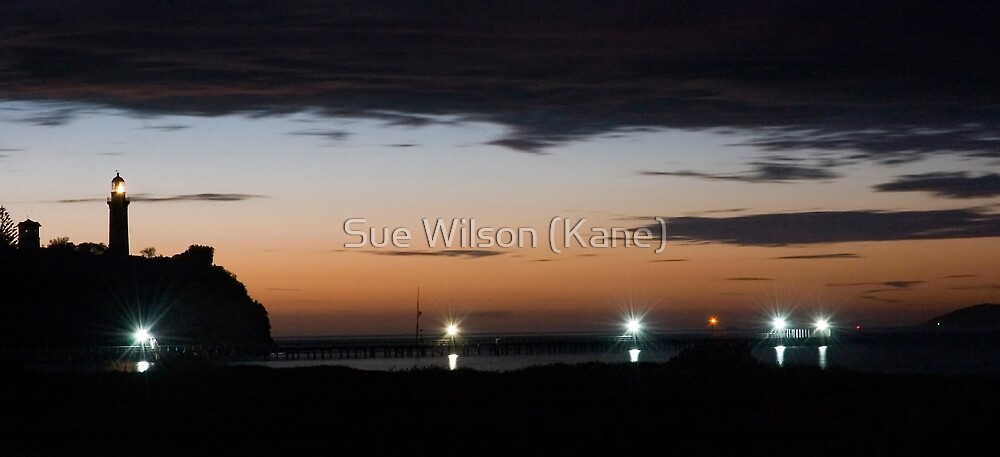 Guiding Light by Sue Wilson (Kane)
