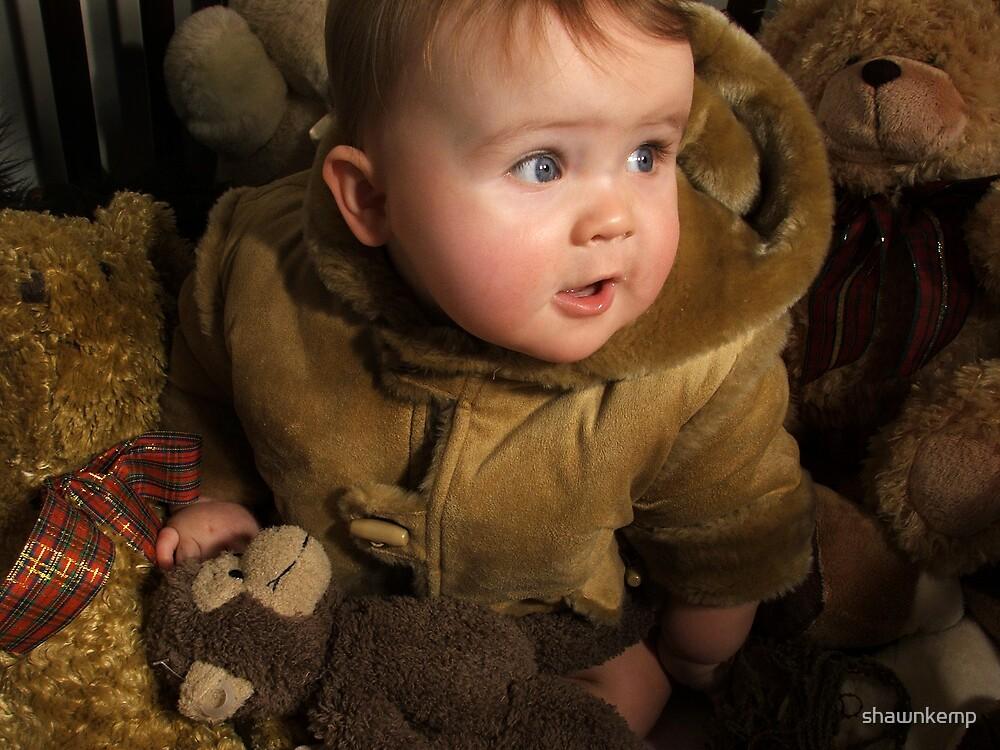 Teddies, Teddies, Kid. by shawnkemp