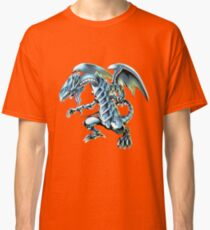 Blue Eyes White Dragon Yu-gi-oh Classic T-Shirt