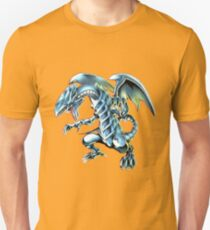 Blue Eyes White Dragon Yu-gi-oh Unisex T-Shirt