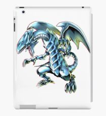 Blue Eyes White Dragon Yu-gi-oh iPad Case/Skin