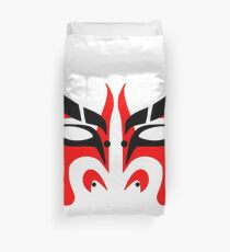 Kabuki Mask 2 Duvet Cover