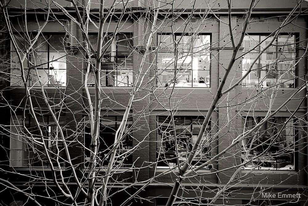 Treehouse for Grownups by Mike Emmett