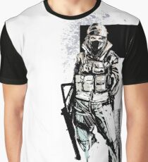 Rainbow 6 Siege - Frost Graphic T-Shirt