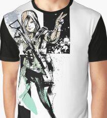 Rainbow 6 Siege - Hibana Graphic T-Shirt