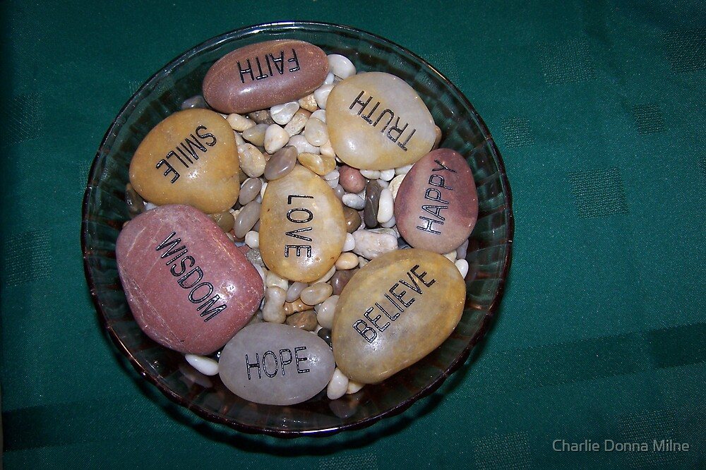 Spiritual Collection 1.jpg by Charlie Donna Milne