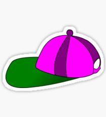 Katya's hat (UNHhhh) Sticker