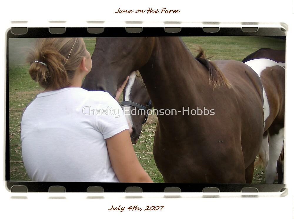 Jana & Flash by Chasity Edmonson-Hobbs