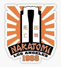 Nakatomi, 1988 Sticker