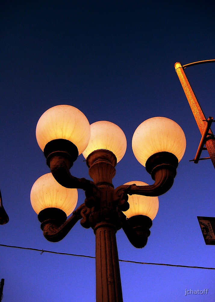 streetlamp by jchatoff
