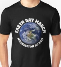 March For Science Shirts Political Shirt 2017 Earth Day March Shirt Unisex T-Shirt
