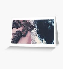 sea of love Greeting Card