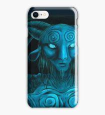 Pan's Labyrinth Faun iPhone Case/Skin