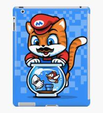 It's A ME-OW, Mario! iPad Case/Skin