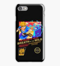 Breath of the Wild NES iPhone Case/Skin