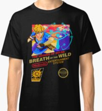 Breath of the Wild NES Classic T-Shirt