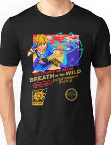 Breath of the Wild NES Unisex T-Shirt