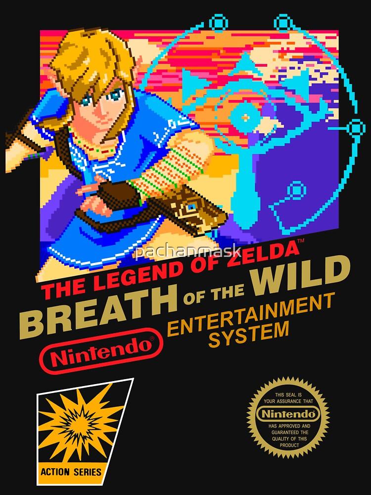 Breath of the Wild NES de pachanmask