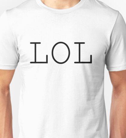 LOL Assassin Unisex T-Shirt