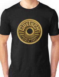 GRETSCH VINTAGE LOGO ROUND Unisex T-Shirt