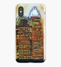 the buildings iPhone Case/Skin