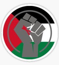 """Resistance Fist """"Free Palestine"""" Sticker"""