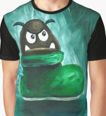 Kuribo / Goomba's Shoe Graphic T-Shirt
