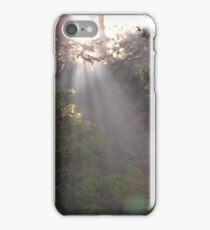 Rays iPhone Case/Skin