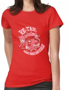 Re-Tail Womens Fitted T-Shirt