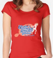 Space Channel 5 Women's Fitted Scoop T-Shirt
