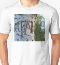 Pat Wanted to Leave a Mark Unisex T-Shirt